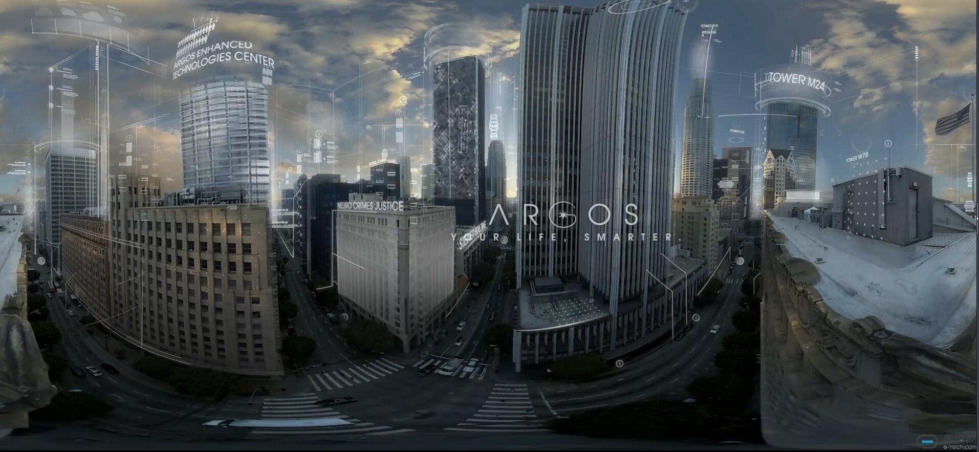 The Argo File – Argos VR